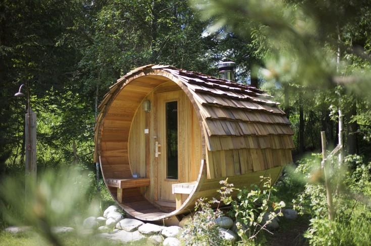 Summer Sauna